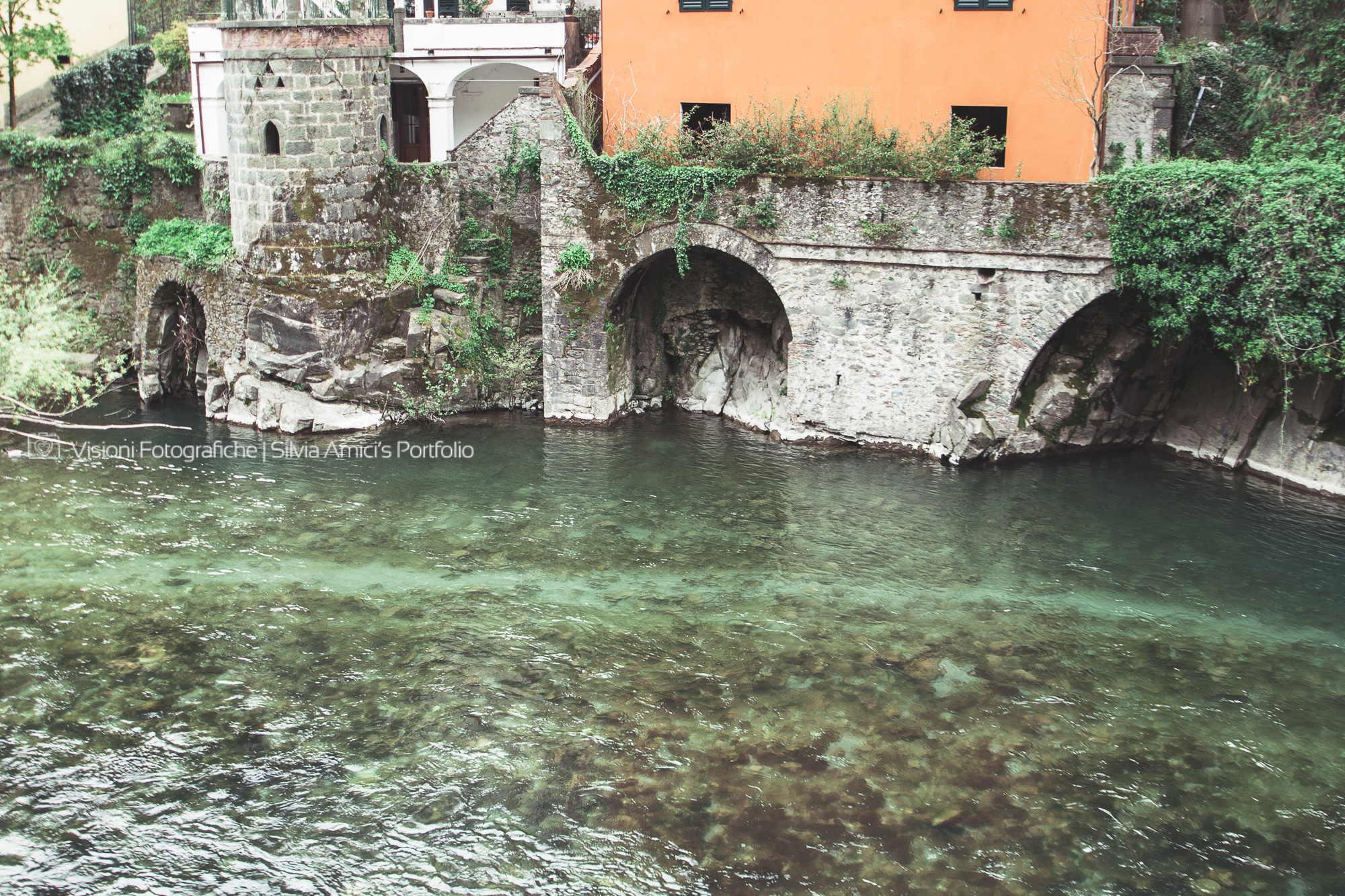 Scorcio a Bagni di Lucca